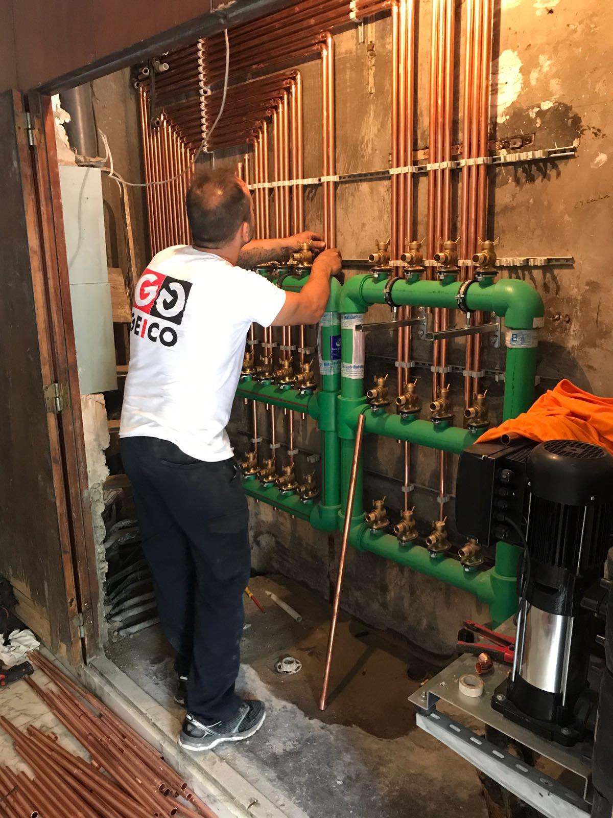Trabajos de fontaner a - Trabajos de fontaneria ...